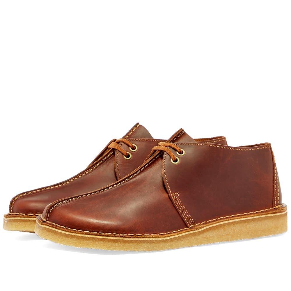 クラークス Clarks Originals メンズ シューズ・靴 【Desert Trek】Tan Leather