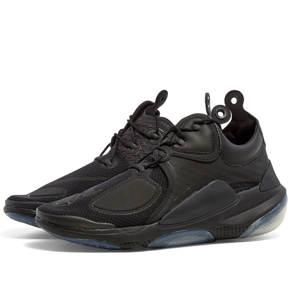 ナイキ Nike x MMW メンズ スニーカー シューズ・靴【Nike x Matthew M Williams Joyride CC3 Setter】Black/University Red