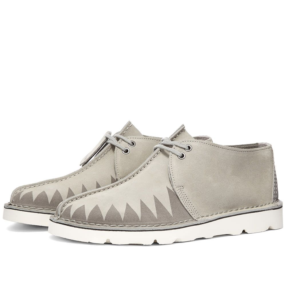 クラークス Clarks Originals メンズ シューズ・靴 【x Neighborhood Desert Trek】Grey
