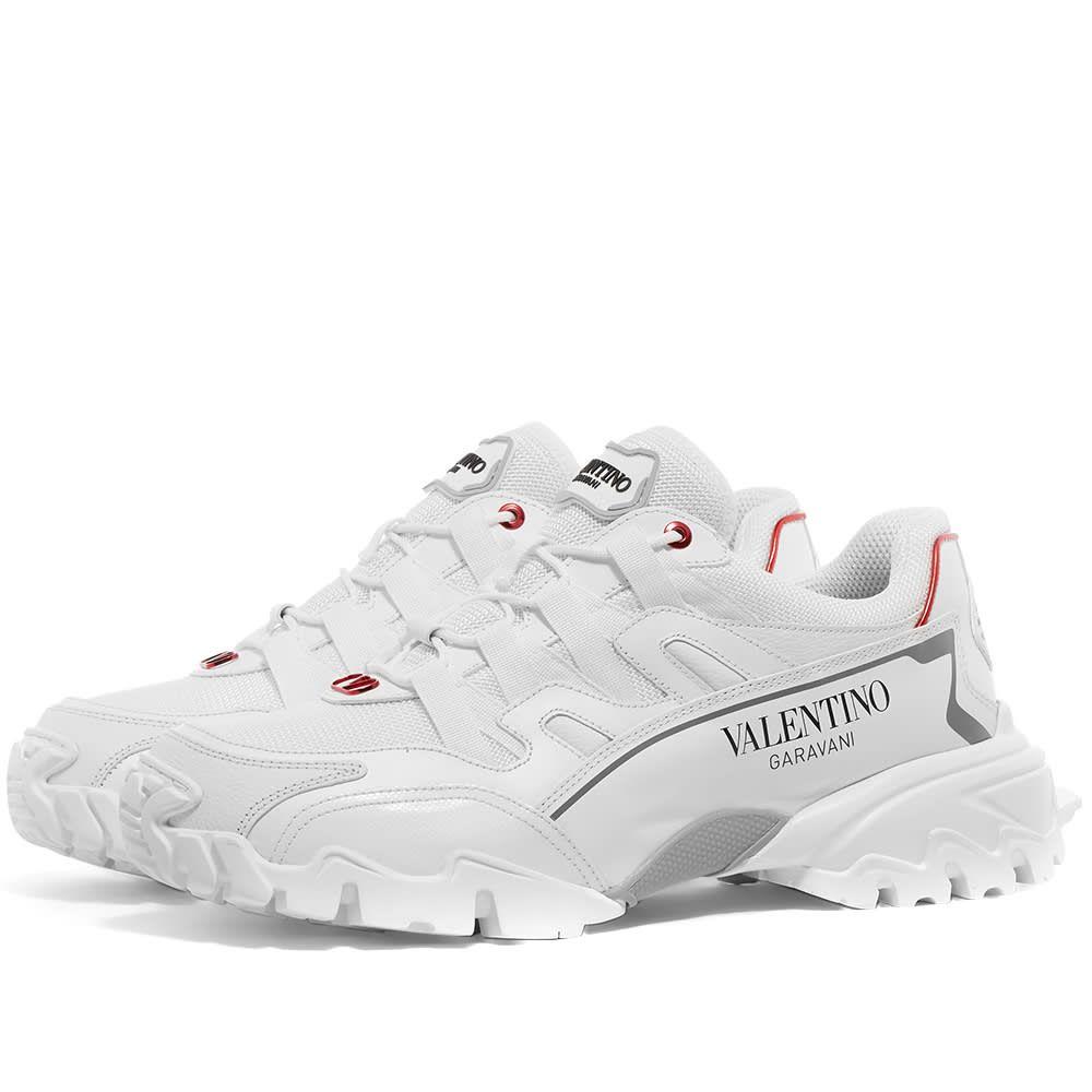ヴァレンティノ Valentino メンズ スニーカー シューズ・靴【Climbers Sneaker】White/White