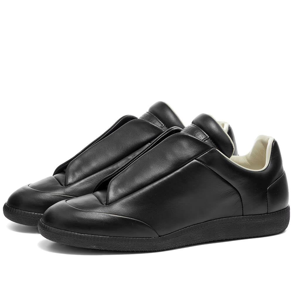 メゾン マルジェラ Maison Margiela メンズ スニーカー ローカット シューズ・靴【22 Future Low Sneaker】Black