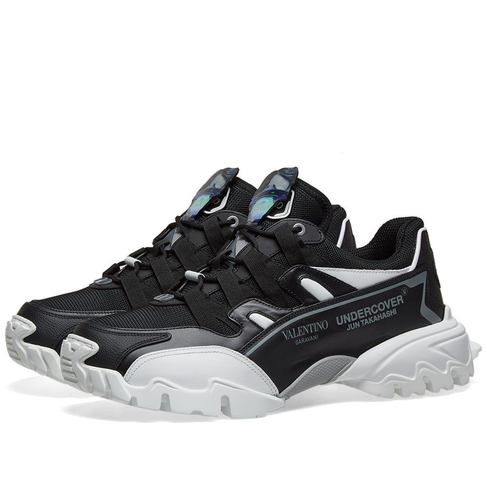 ヴァレンティノ Valentino メンズ スニーカー シューズ・靴【x Undercover Climber Sneaker】Black/White