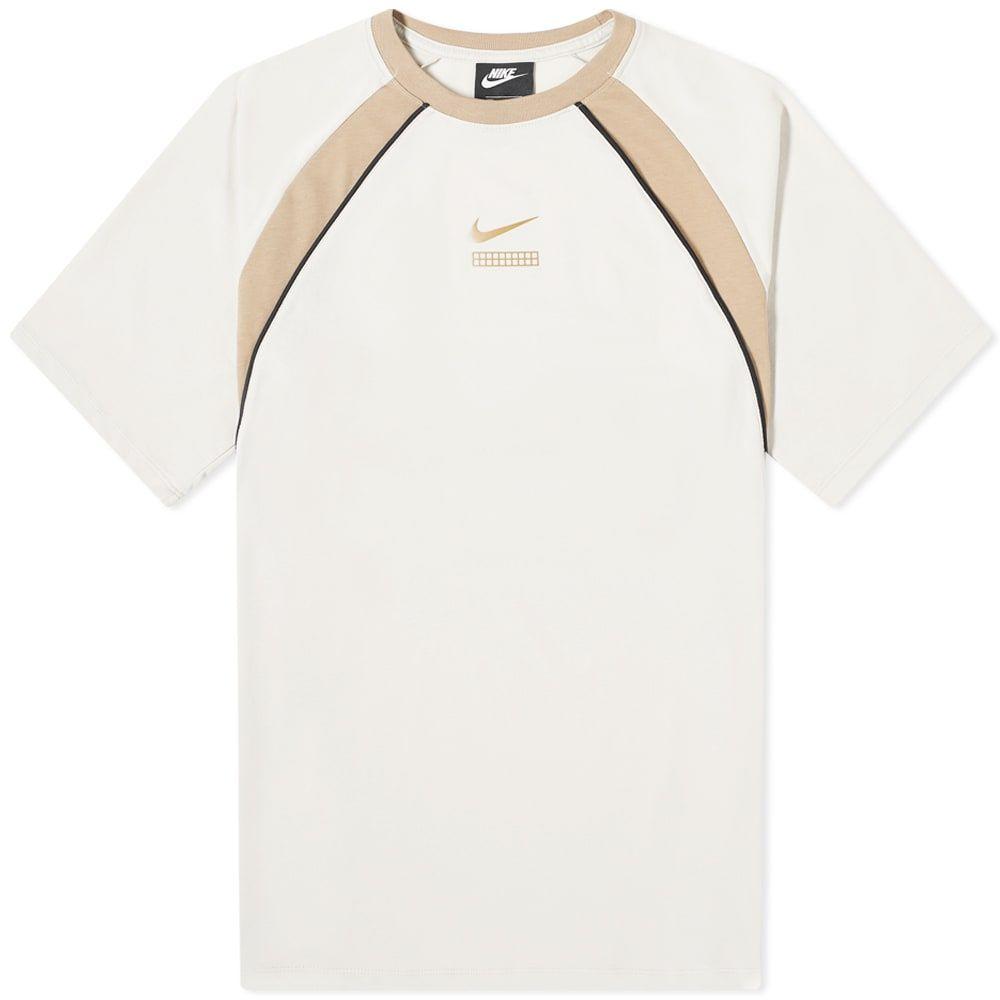 ナイキ Nike メンズ Tシャツ ラグラン トップス【DNA Pack Raglan Tee】Light Bone/Sail