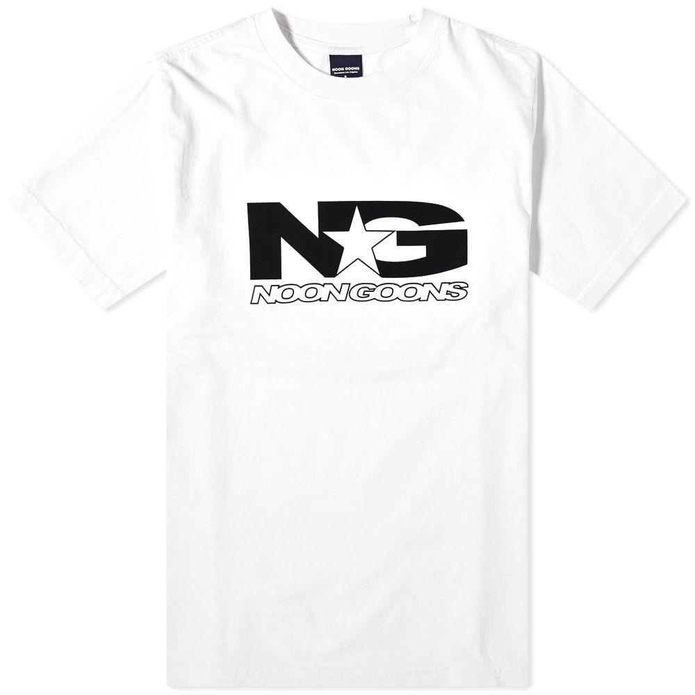 ヌーン グーンズ Noon Goons メンズ Tシャツ トップス【Sport Tee】White