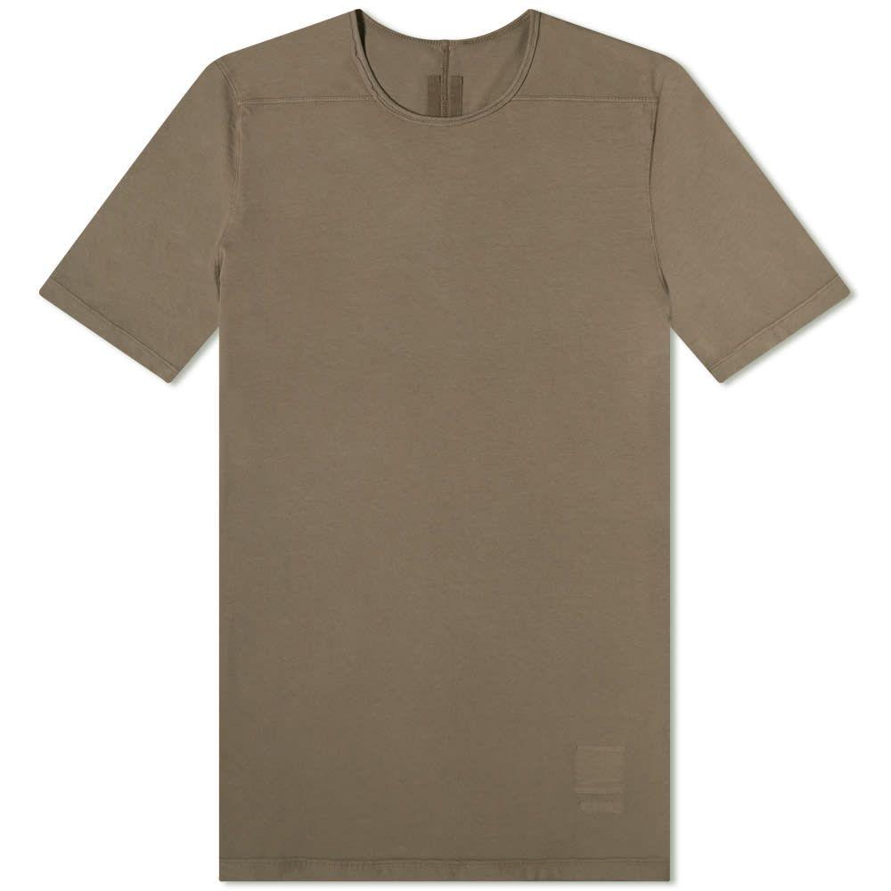 リック オウエンス Rick Owens メンズ Tシャツ トップス【DRKSHDW Level Tee】Dust