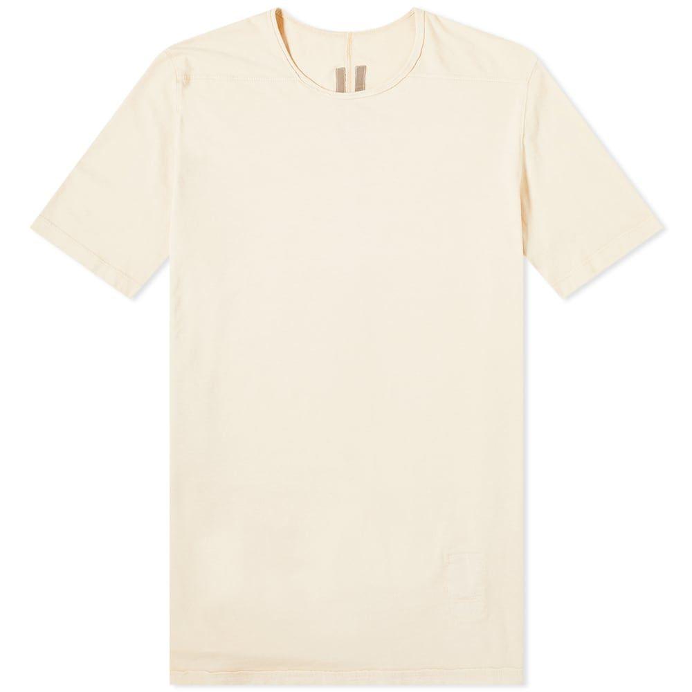リック オウエンス Rick Owens メンズ Tシャツ トップス【DRKSHDW Level Tee】Pearl Grey