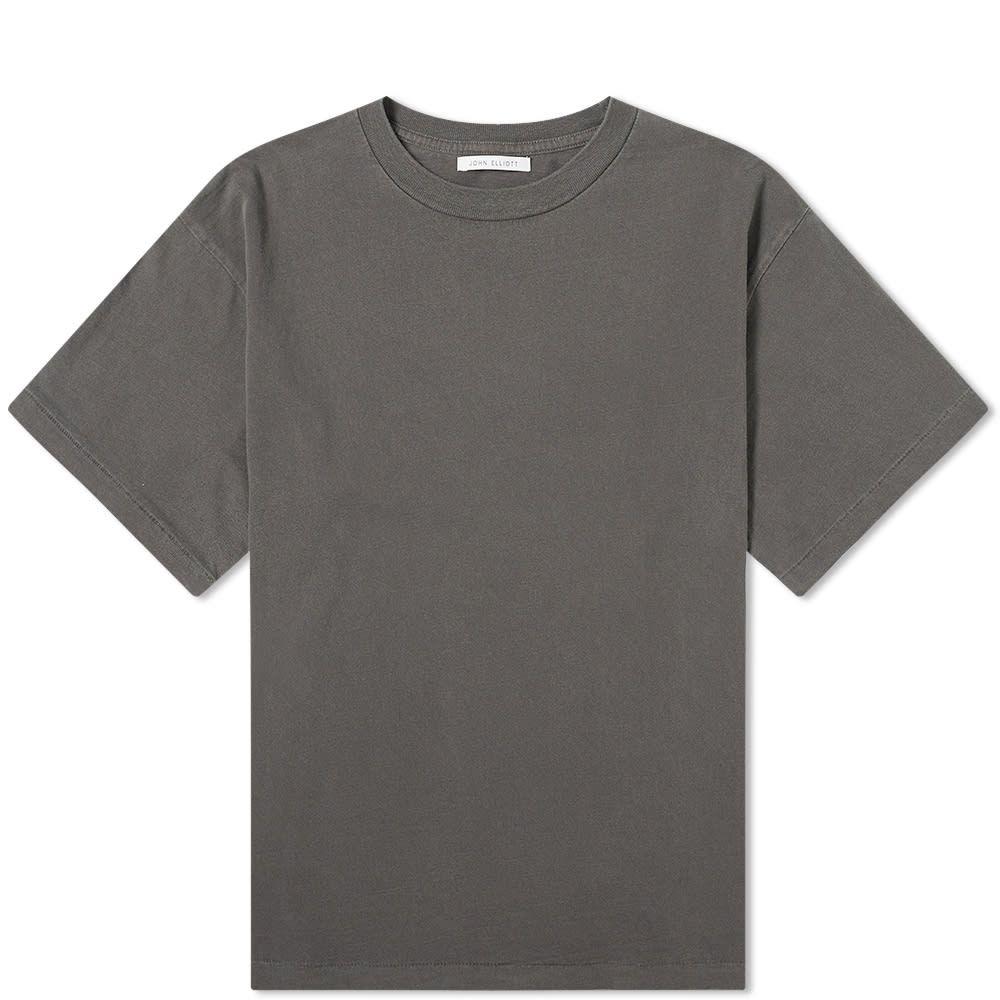 ジョン エリオット John Elliott メンズ Tシャツ トップス【University Tee】Carbon