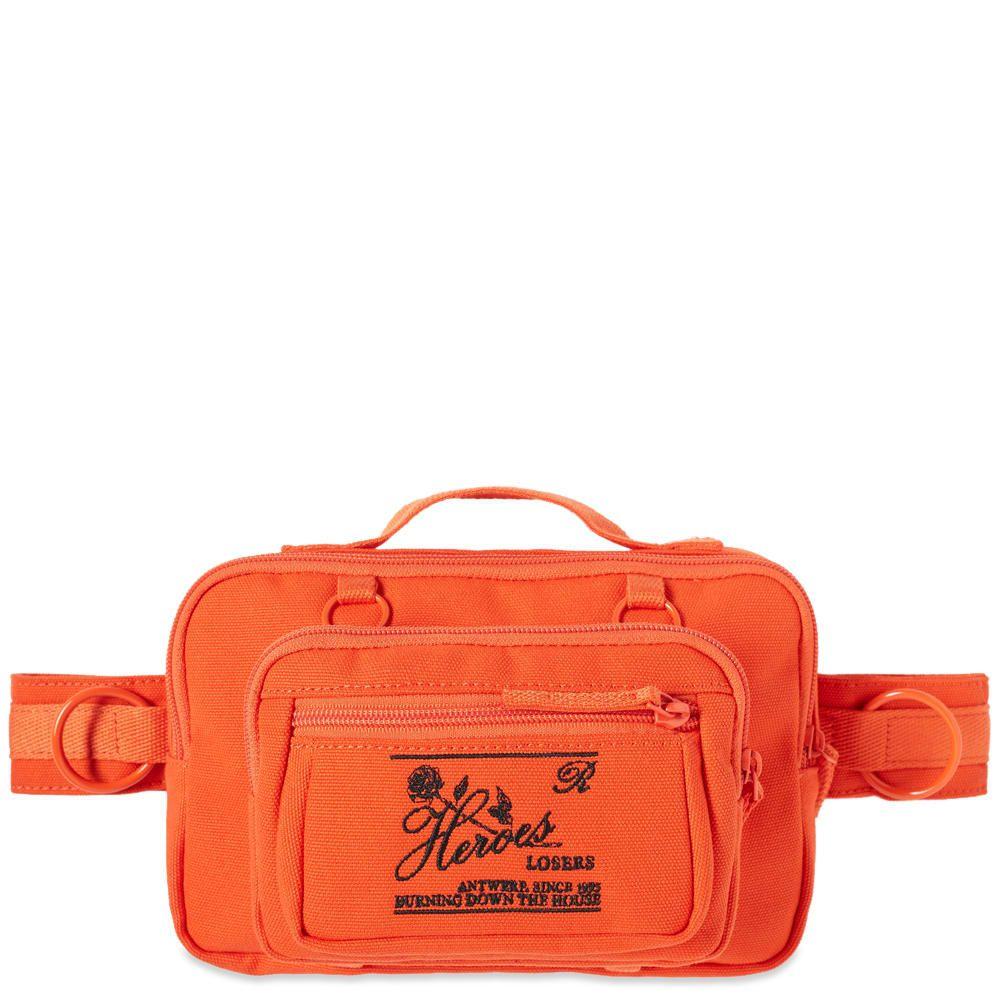 イーストパック Eastpak メンズ ボディバッグ・ウエストポーチ ラフシモンズ バッグ【x raf simons loop waistbag】Orange