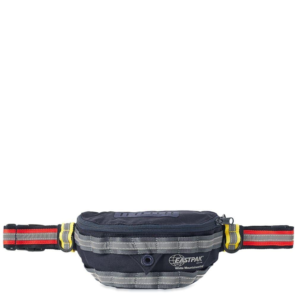 イーストパック Eastpak メンズ ボディバッグ・ウエストポーチ バッグ【x white mountaineering springer waist bag】Navy/Red