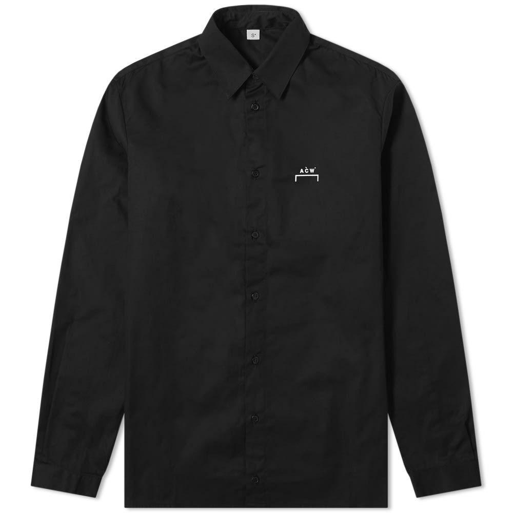 アコールドウォール A-COLD-WALL* メンズ シャツ トップス【Core Shirt】Black