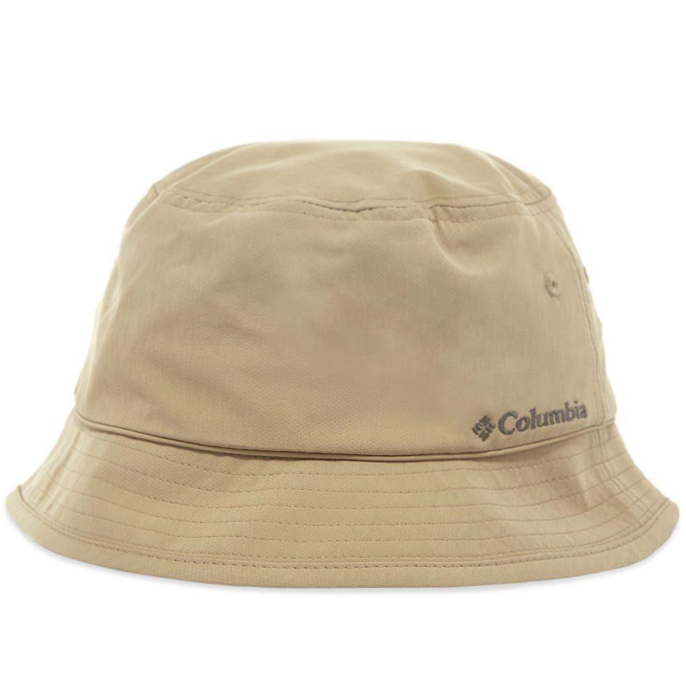 コロンビア Columbia メンズ ハット バケットハット 帽子【Pine Mountain Bucket Hat】Tusk