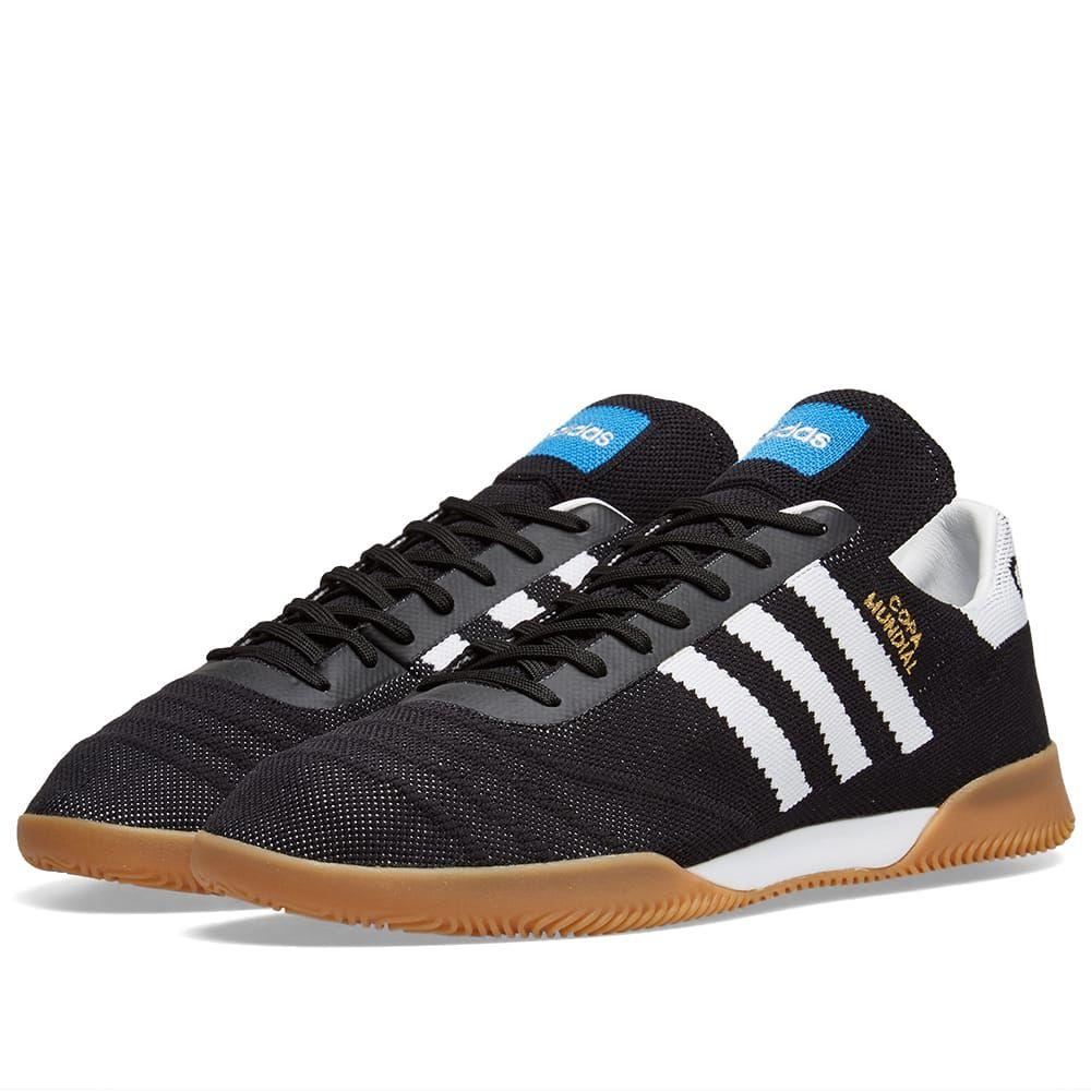 アディダス Adidas Consortium メンズ スニーカー シューズ・靴【Football Copa Mundial 70Y TR】Black/White/Gold
