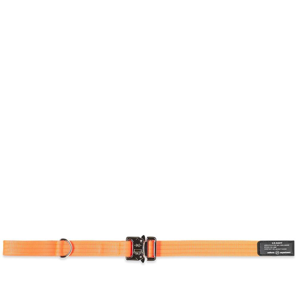 ユニフォームエクスペリメント Uniform Experiment メンズ ベルト 【UEN Duty Belt】Orange