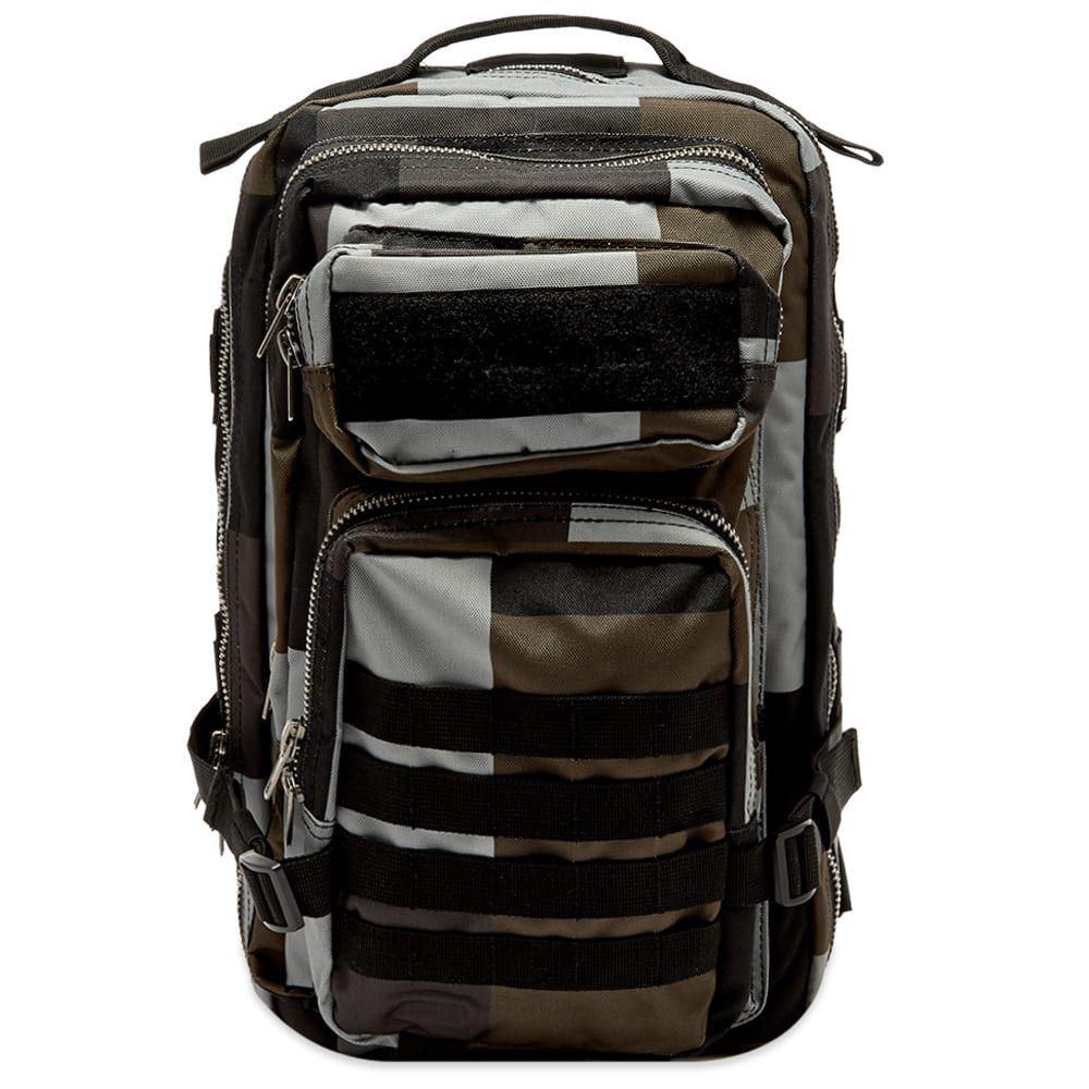 ジーアール ユニフォーマ GR Uniforma メンズ バックパック・リュック バッグ【GR-Uniforma Army Backpack】Khaki/Black
