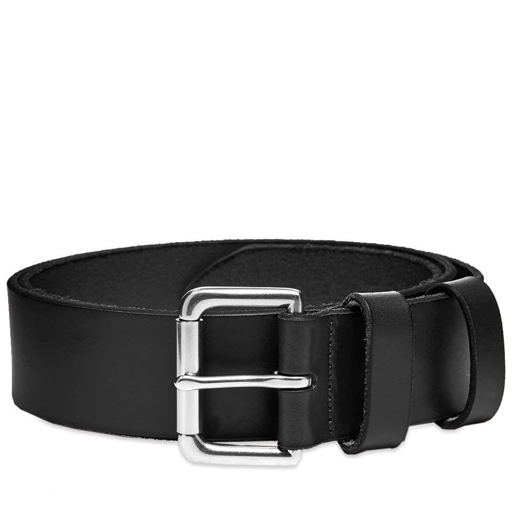 ラルフ ローレン Polo Ralph Lauren メンズ ベルト 【Roller Buckle Belt】Black