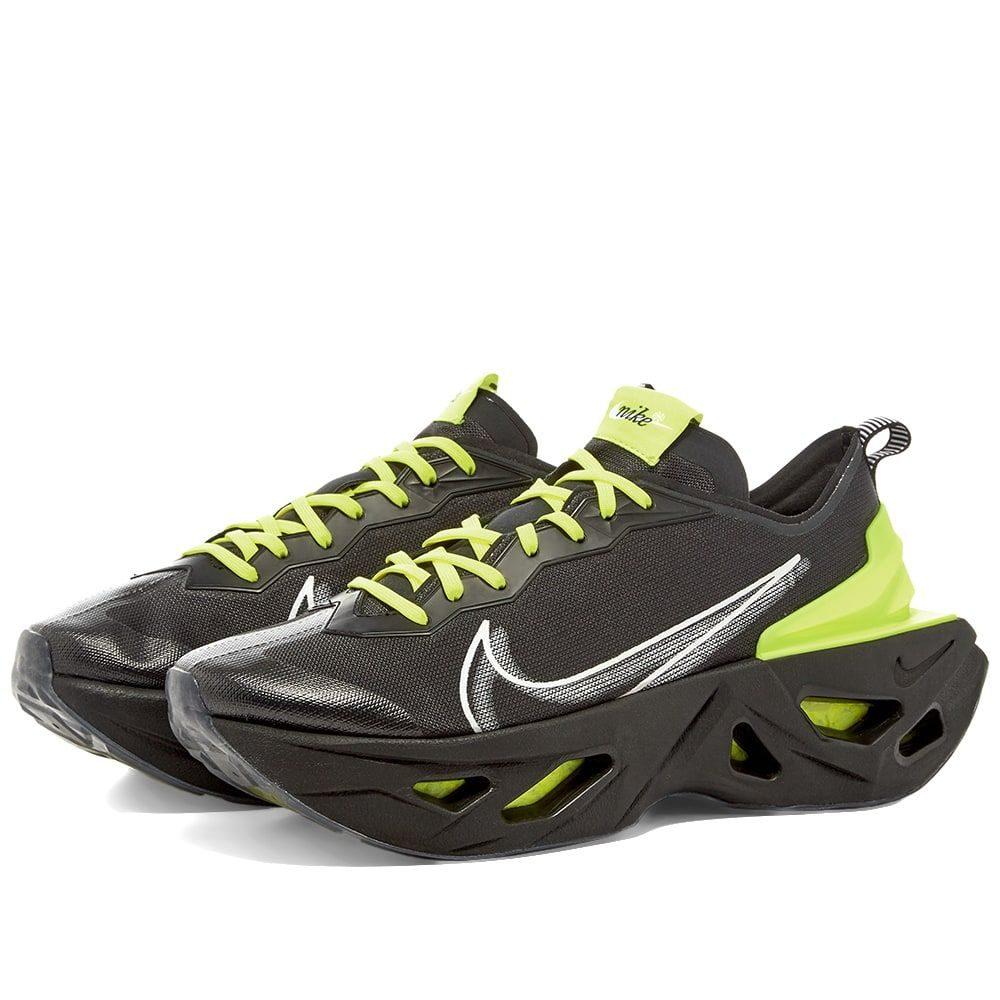 ナイキ Nike レディース スニーカー シューズ・靴【Zoom X Vista Grind W】Off Noir/Lemon/White
