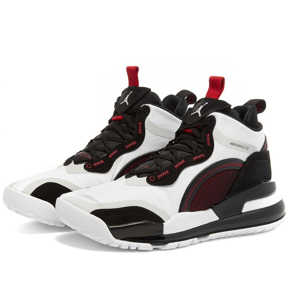 ナイキ ジョーダン Nike Jordan メンズ スニーカー シューズ・靴【Air Jordan Aerospace 720】White/Red/Black