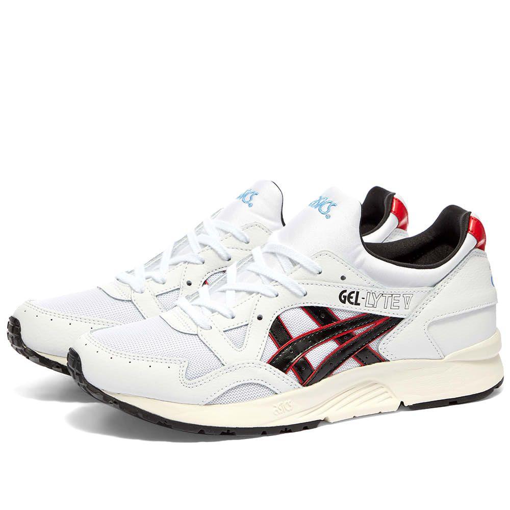 アシックス Asics メンズ スニーカー シューズ・靴【Gel-Lyte V】White/Black
