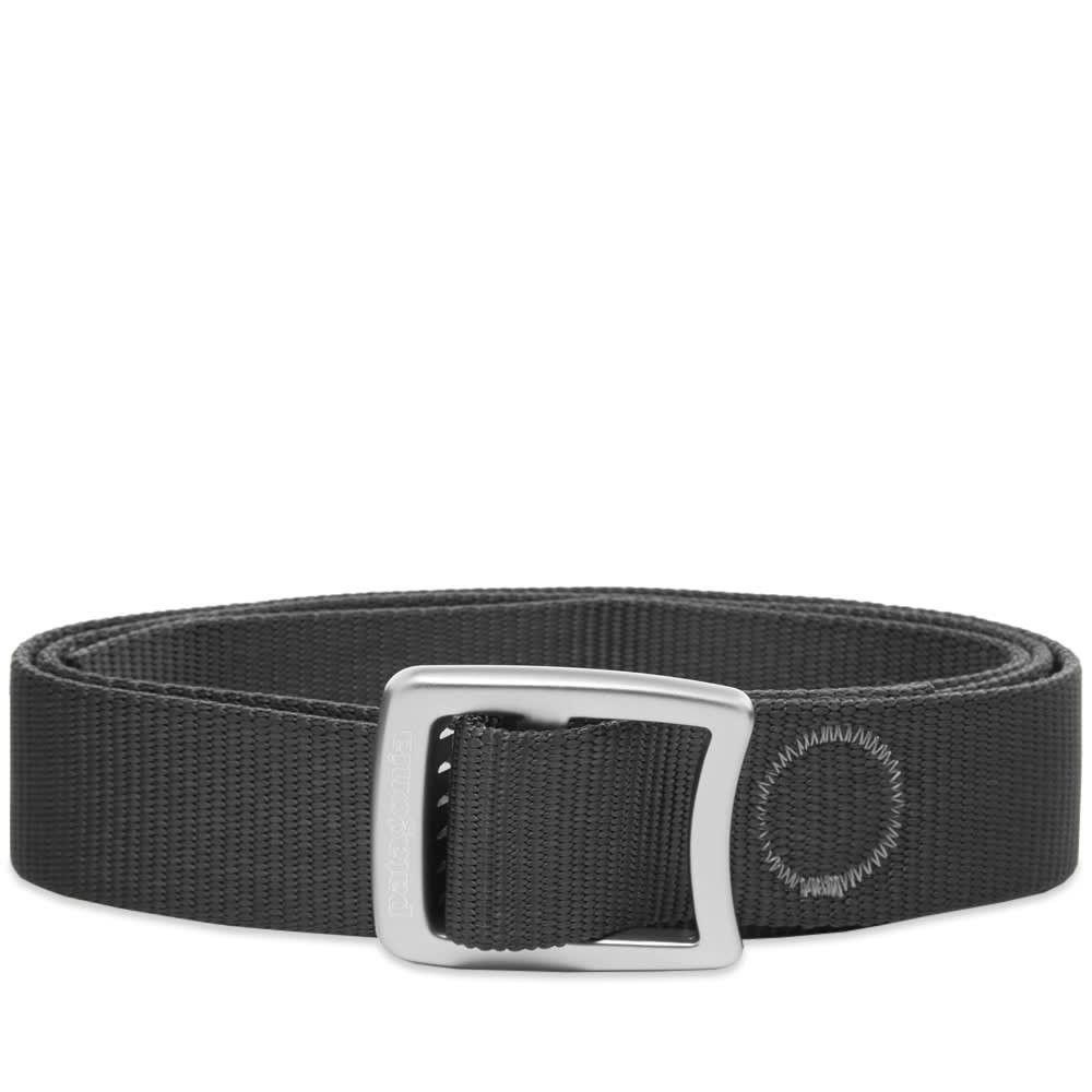 パタゴニア Patagonia メンズ ベルト 【Tech Web Belt】Forge Grey