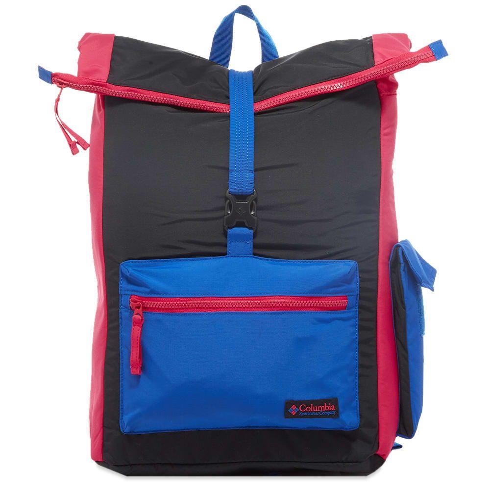 コロンビア Columbia メンズ バックパック・リュック バッグ【Popo 22L Backpack】Black