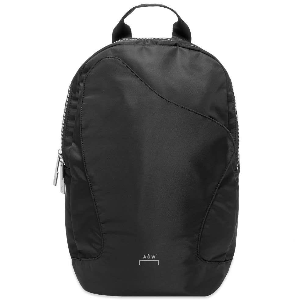 アコールドウォール A-COLD-WALL* メンズ バックパック・リュック バッグ【Curve Flap Backpack】Black