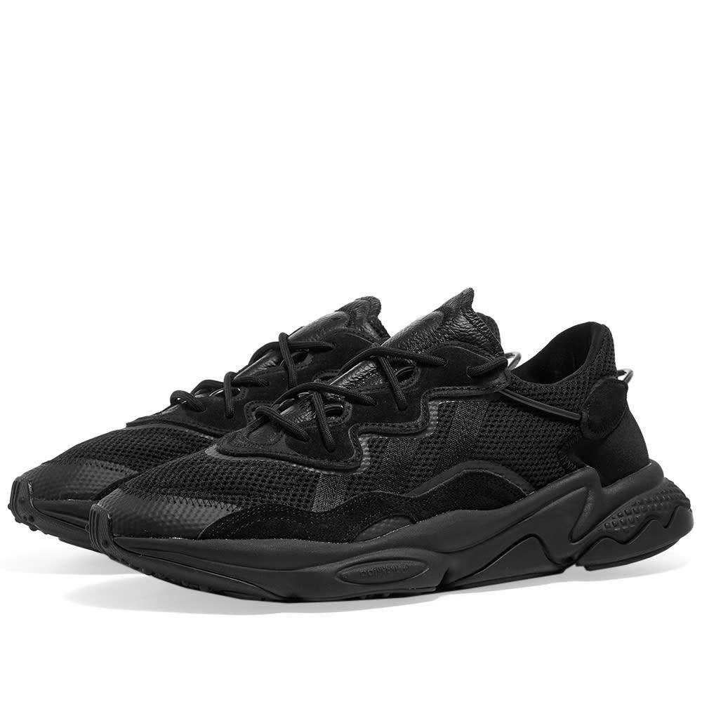 アディダス Adidas メンズ スニーカー シューズ・靴【Ozweego】Core Black