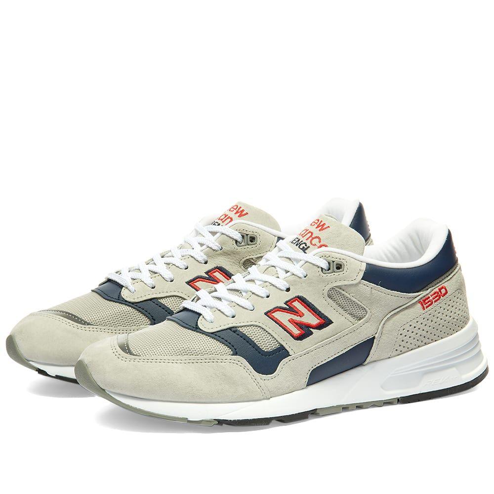 ニューバランス New Balance メンズ スニーカー シューズ・靴【M1530WNR - Made in England】Grey