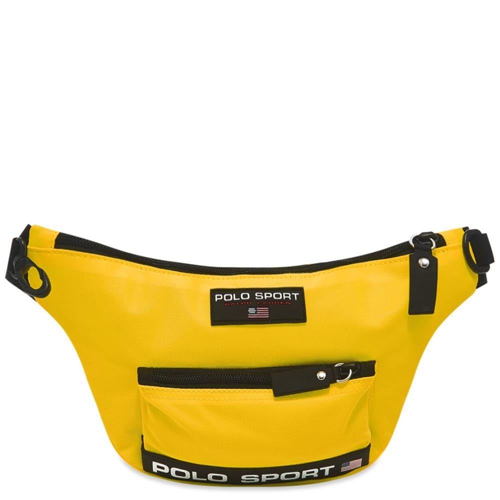 ポロスポーツ Polo Sport メンズ ボディバッグ・ウエストポーチ バッグ【Polo Ralph Lauren Waist Bag】Yellow