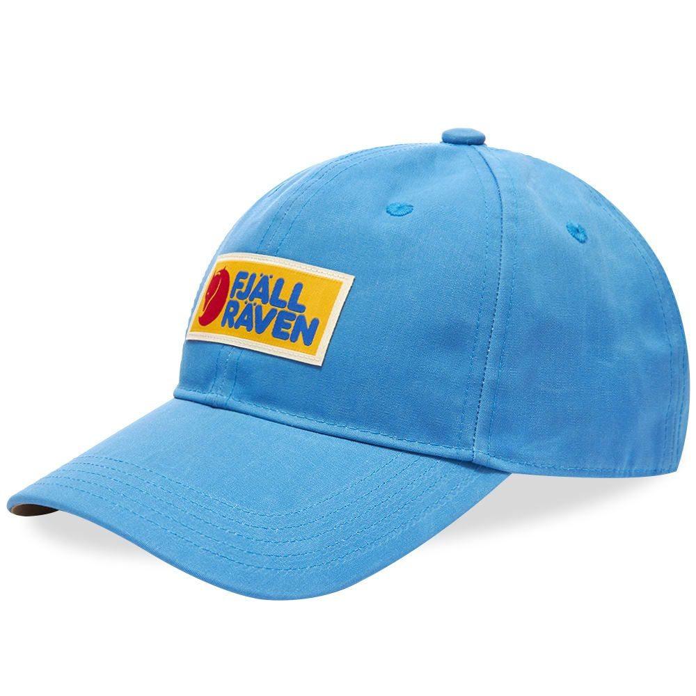 フェールラーベン Fjallraven メンズ キャップ 帽子【Greenland Original Cap】UN Blue