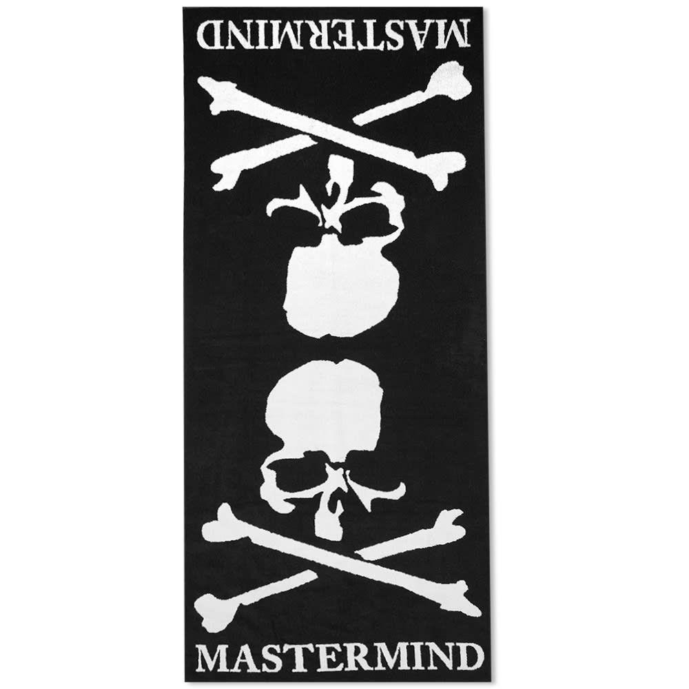 マスターマインド MASTERMIND WORLD メンズ タオル 【Skull Towel Set】Black