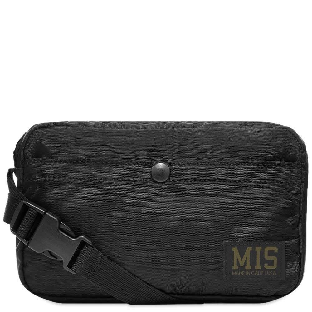 ユニフォームエクスペリメント Uniform Experiment メンズ ショルダーバッグ バッグ【Shoulder Bag】Black