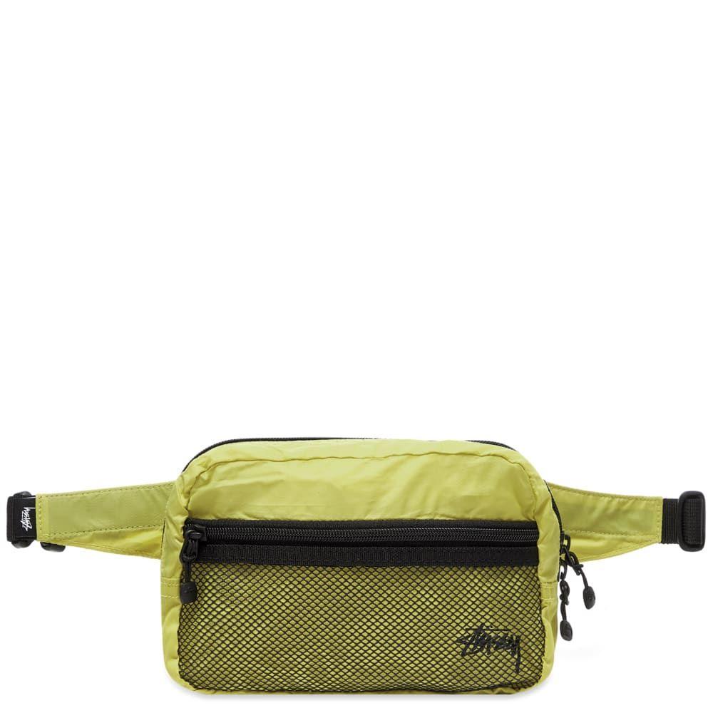 ステューシー Stussy メンズ ボディバッグ・ウエストポーチ バッグ【Light Weight Waist Bag】Citrus