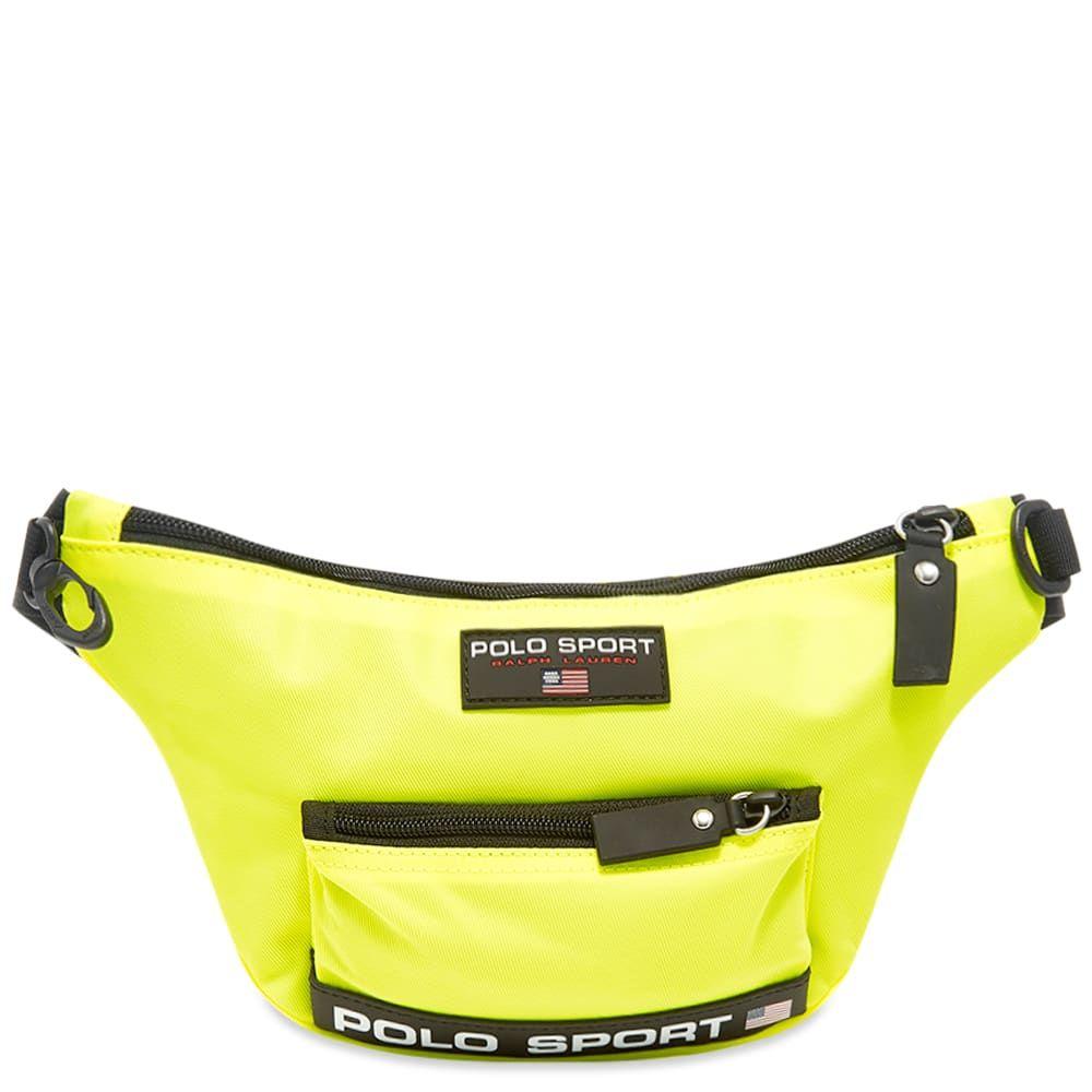 ポロスポーツ Polo Sport メンズ ボディバッグ・ウエストポーチ バッグ【Polo Ralph Lauren Waist Bag】Neon Yellow