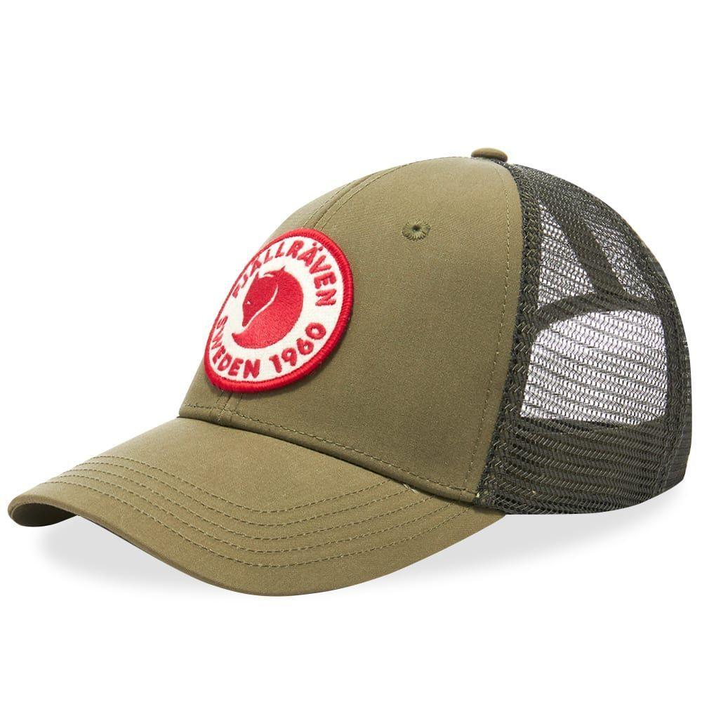 フェールラーベン Fjallraven メンズ キャップ 帽子【1960 Logo Cap】Green