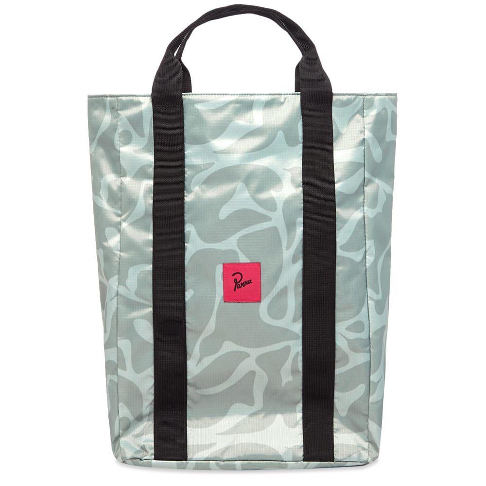 バイ パラ By Parra メンズ トートバッグ バッグ【Bird Camo Tote Bag】Green