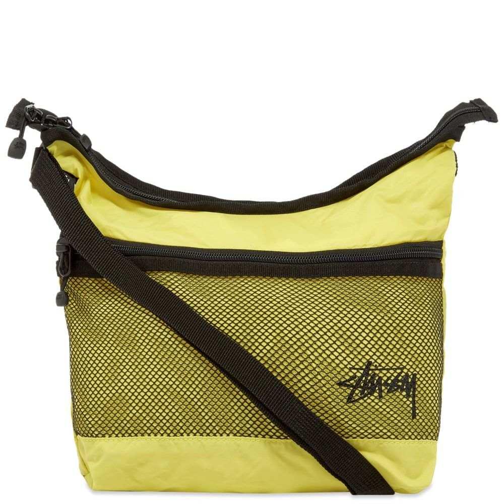 ステューシー Stussy メンズ ショルダーバッグ バッグ【Light Weight Shoulder Bag】Citrus