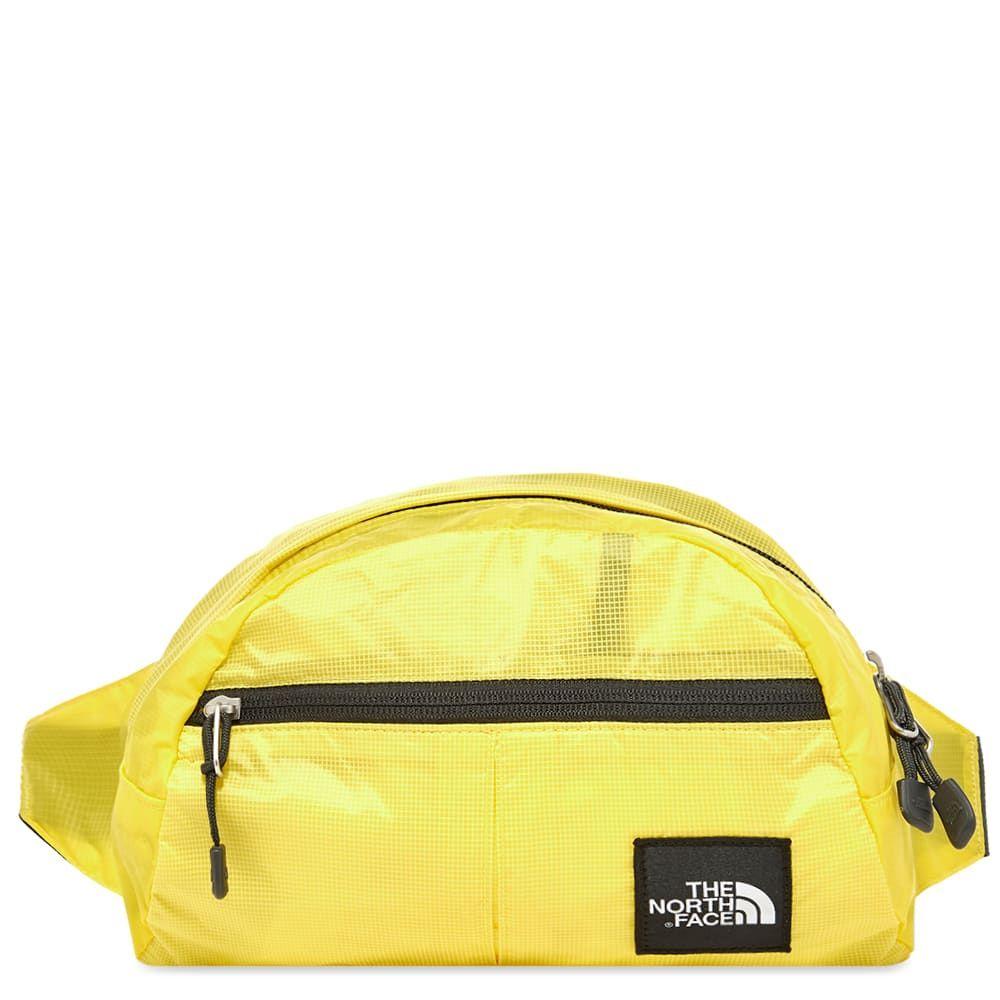 ザ ノースフェイス The North Face メンズ ボディバッグ・ウエストポーチ バッグ【Flyweight Lumbar Bag】TNF Lemon