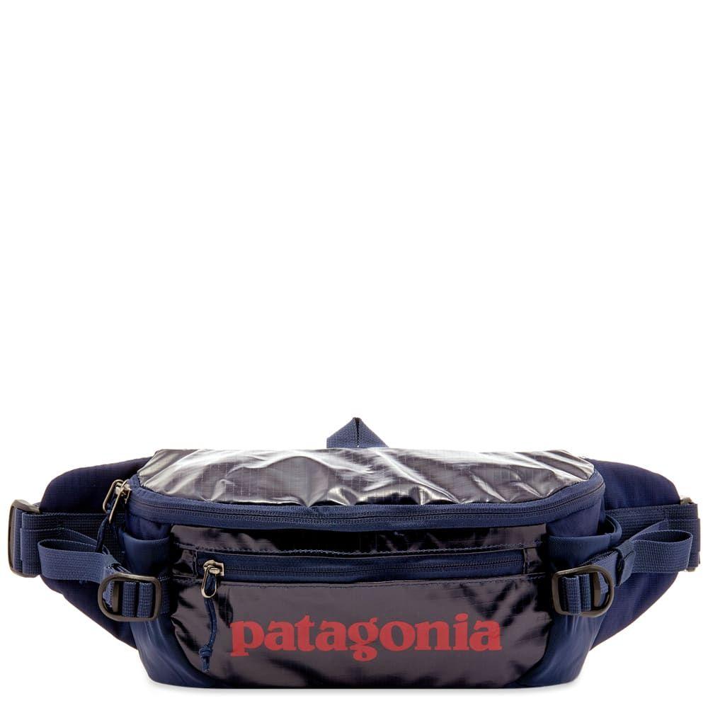 パタゴニア Patagonia メンズ ボディバッグ・ウエストポーチ バッグ【Black Hole Waist Pack 5L】Classic Navy