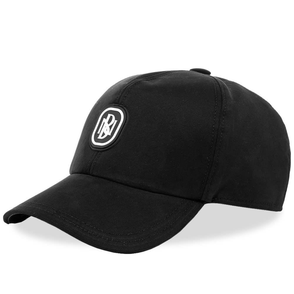 ニール バレット Neil Barrett メンズ キャップ ベースボールキャップ 帽子【Vintage Logo Baseball Cap】Black