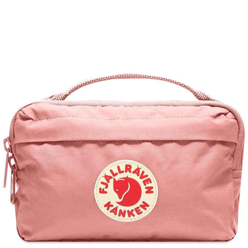 フェールラーベン Fjallraven メンズ ボディバッグ・ウエストポーチ ウエストバッグ カンケン バッグ【Kanken Hip Pack】Pink