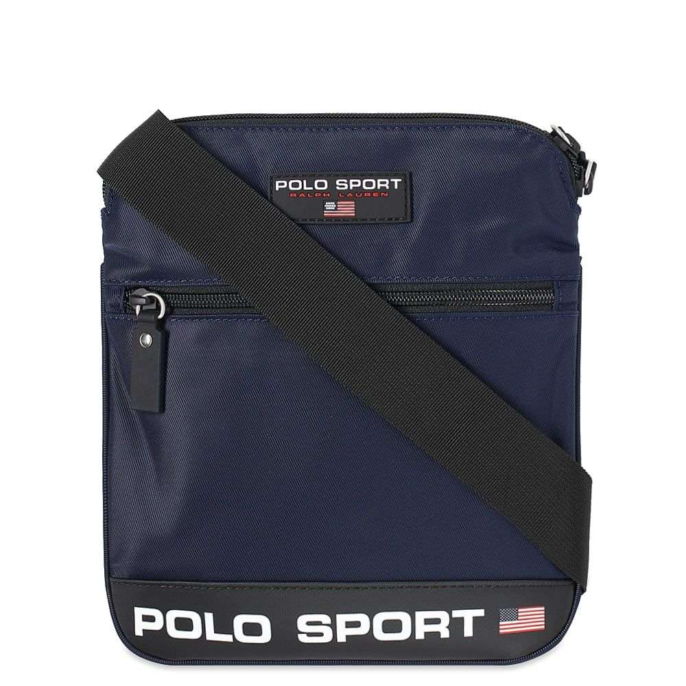 ポロスポーツ Polo Sport メンズ ショルダーバッグ バッグ【Polo Ralph Lauren Shoulder Bag】Navy