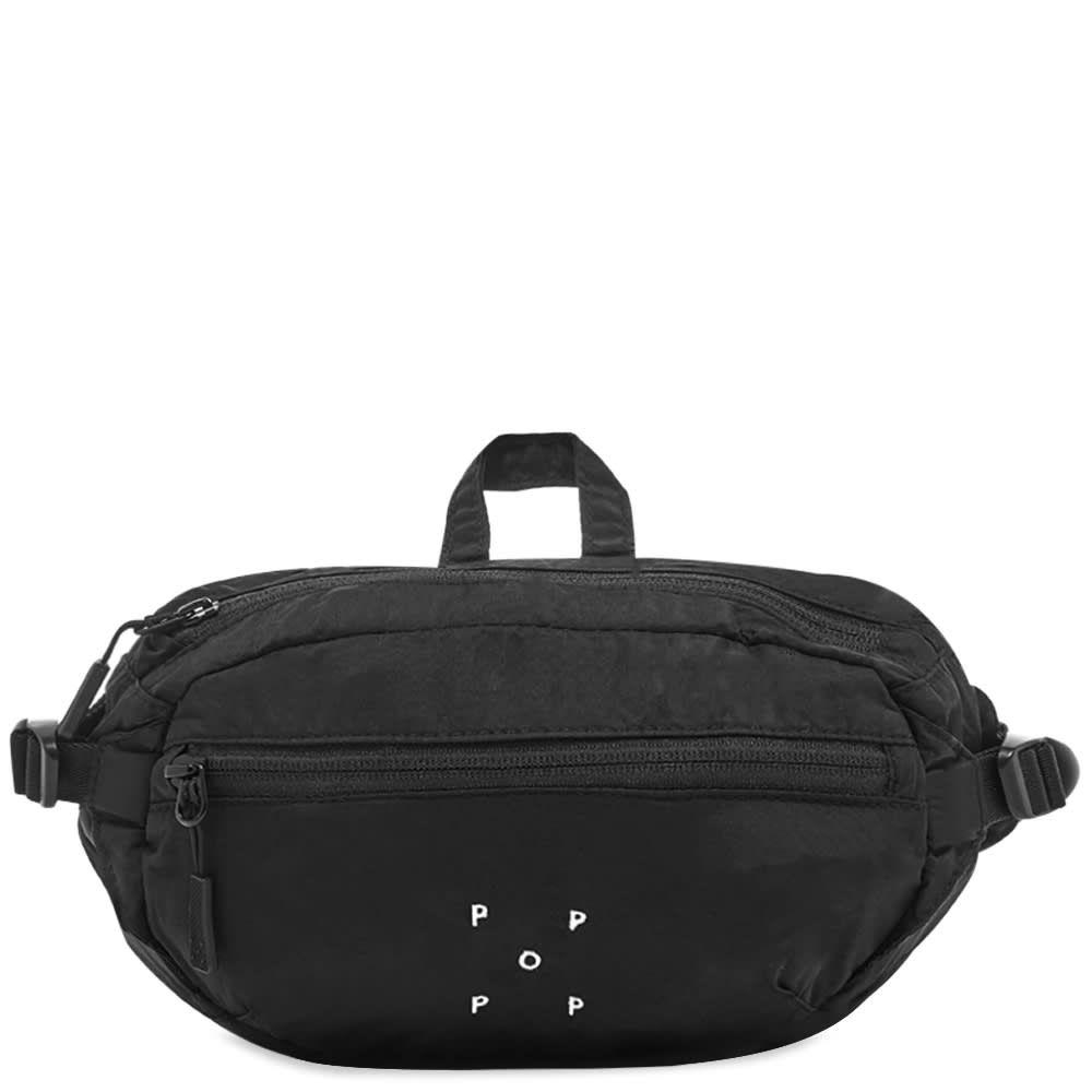 ポップトレーディングカンパニー Pop Trading Company メンズ ボディバッグ・ウエストポーチ バッグ【Hip Bag】Black