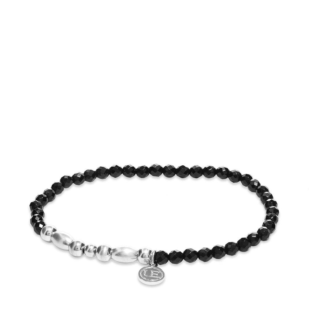 ユニフォームエクスペリメント Uniform Experiment メンズ ブレスレット ジュエリー・アクセサリー【Beads Bracelet】Black