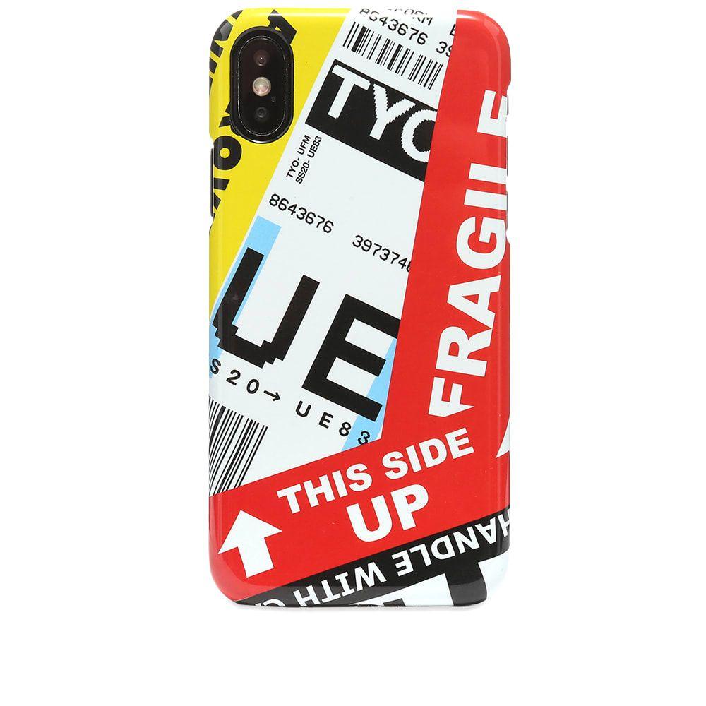 ユニフォームエクスペリメント Uniform Experiment メンズ iPhone (X)ケース 【Phone Case For iPhone X/Xs】Multi