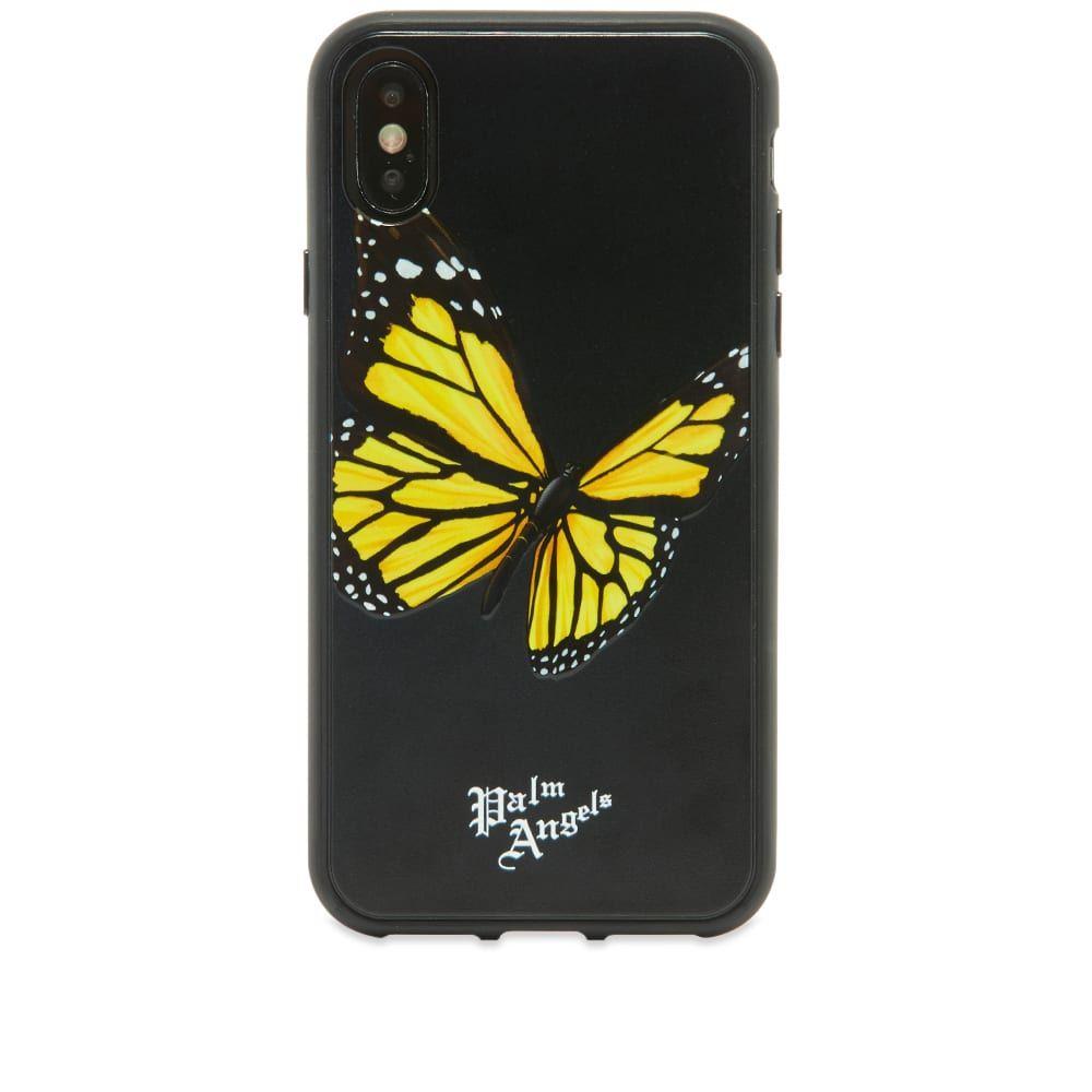 パーム エンジェルス メンズ 国内在庫 スマートフォン タブレットケース iPhone X ケース Black 価格 Angels Palm Case Xs サイズ交換無料 Multi Butterfly