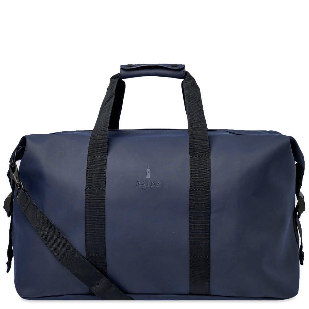 レインズ Rains メンズ ボストンバッグ・ダッフルバッグ バッグ【Weekend Bag】Blue