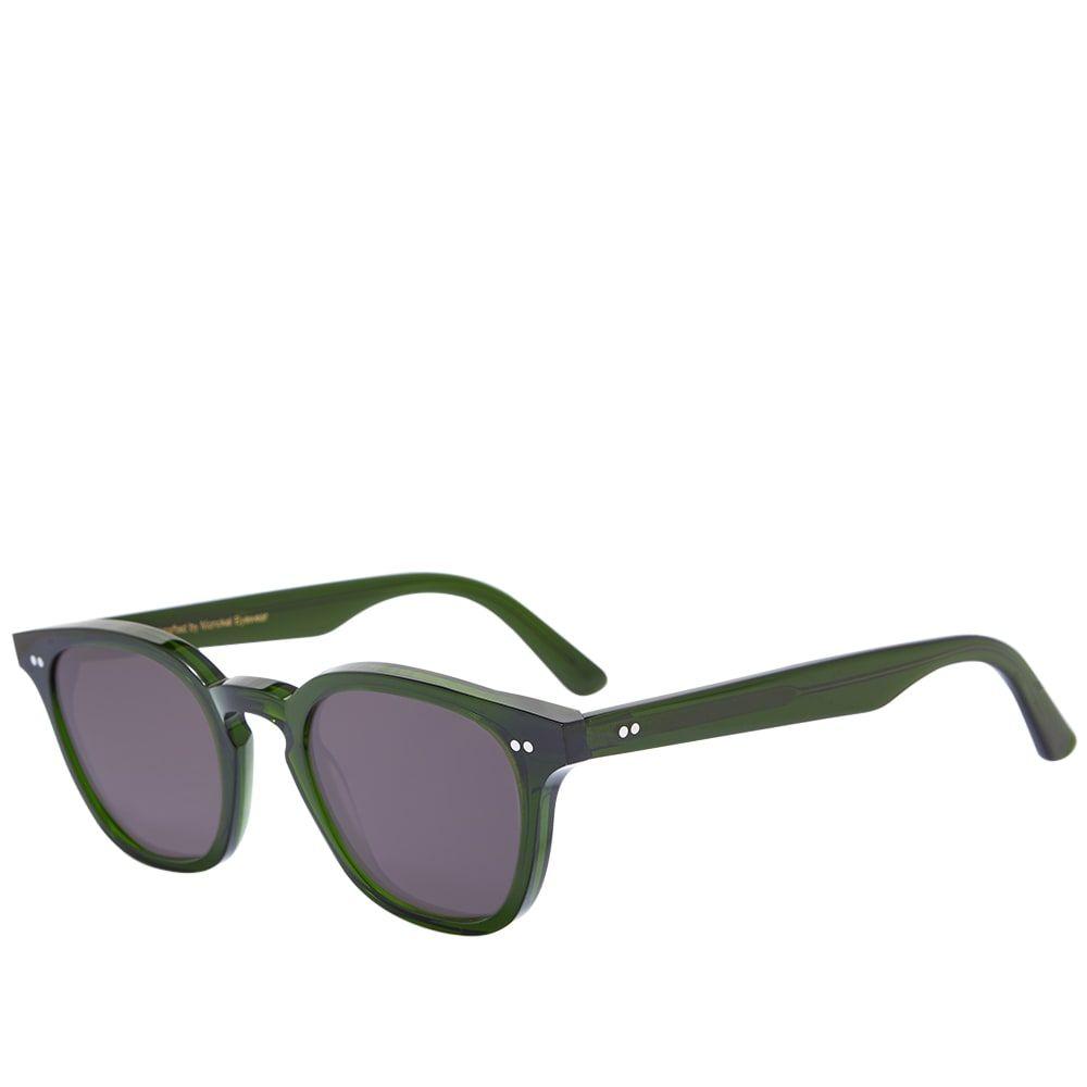 モノケル Monokel メンズ メガネ・サングラス 【Model 2 Sunglasses】Bottle Green
