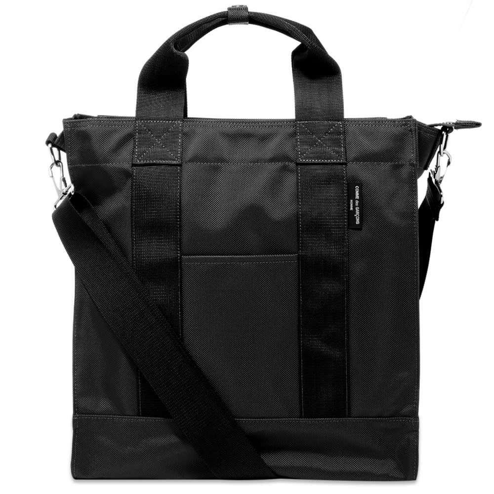コム デ ギャルソン Comme des Garcons Homme メンズ トートバッグ キャンバストート バッグ【Nylon Canvas Tote Bag】Black