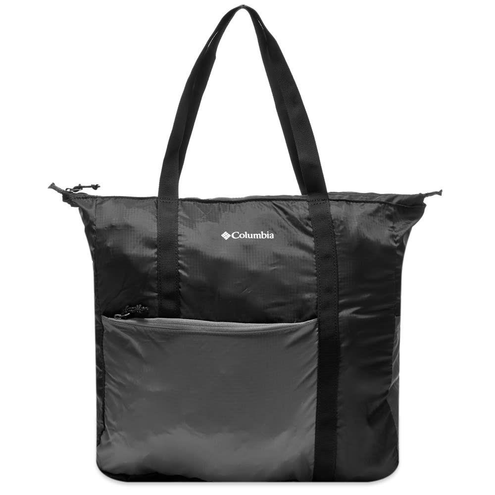 コロンビア Columbia メンズ トートバッグ バッグ【Lightweight Packable 21L Tote Bag】Black