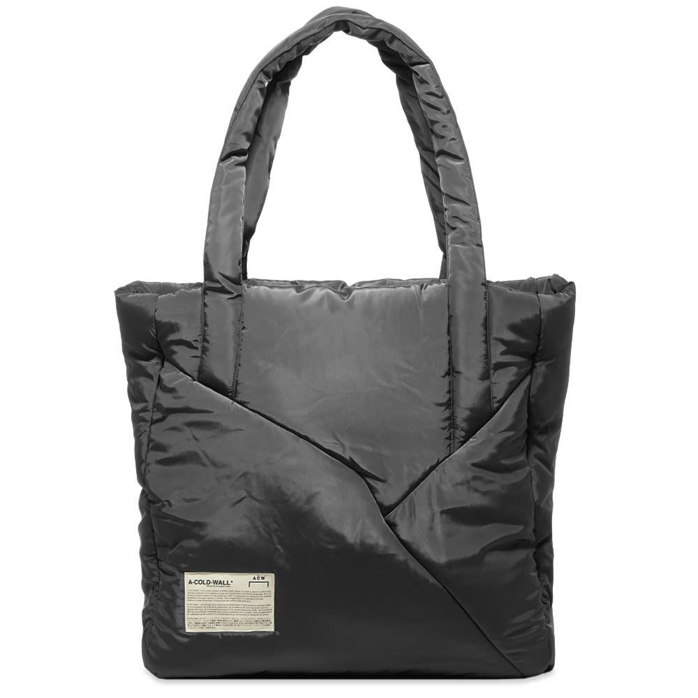 アコールドウォール A-COLD-WALL* メンズ トートバッグ バッグ【Padded Tote Bag】Black